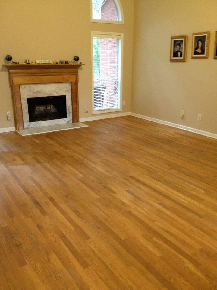 Dust Free Refinishing Hardwood Floors