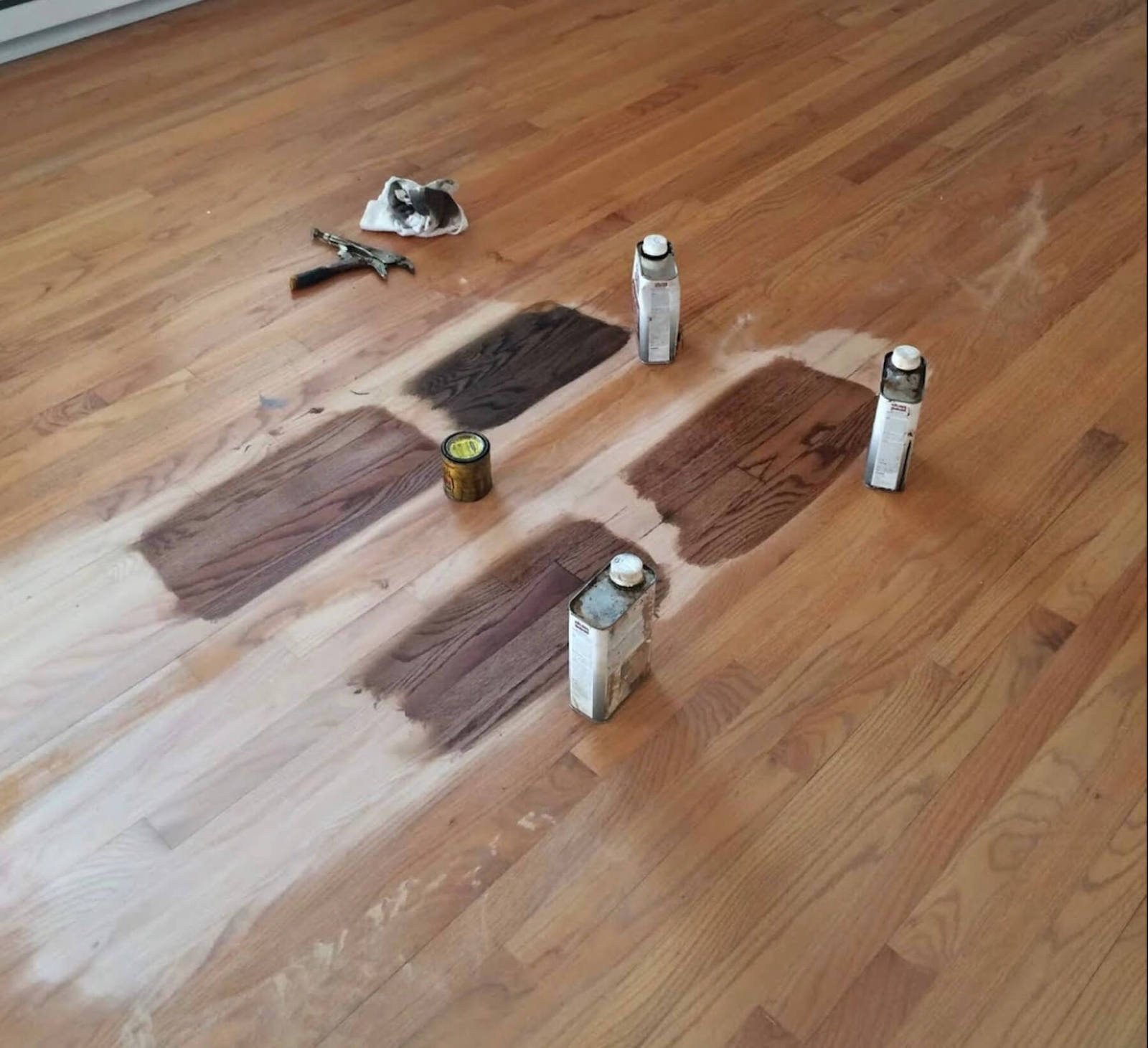 hardwood floor staining in detroit
